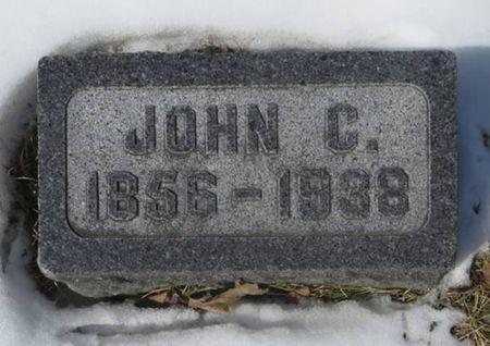 GEARHART, JOHN C. - Dubuque County, Iowa | JOHN C. GEARHART