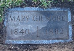 GILMORE, MARY - Dubuque County, Iowa | MARY GILMORE