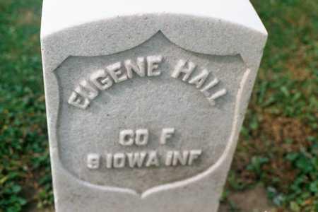HALL, EUGENE - Dubuque County, Iowa | EUGENE HALL