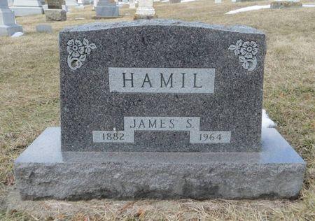 HAMIL, JAMES S. - Dubuque County, Iowa | JAMES S. HAMIL