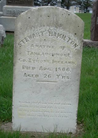 HAMILTON, STEWART - Dubuque County, Iowa | STEWART HAMILTON