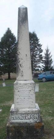 HAMILTON, WILLIAM - Dubuque County, Iowa | WILLIAM HAMILTON