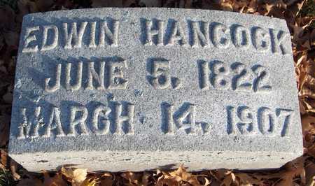 HANCOCK, EDWIN - Dubuque County, Iowa | EDWIN HANCOCK