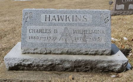 HAWKINS, CHARLES D. - Dubuque County, Iowa | CHARLES D. HAWKINS