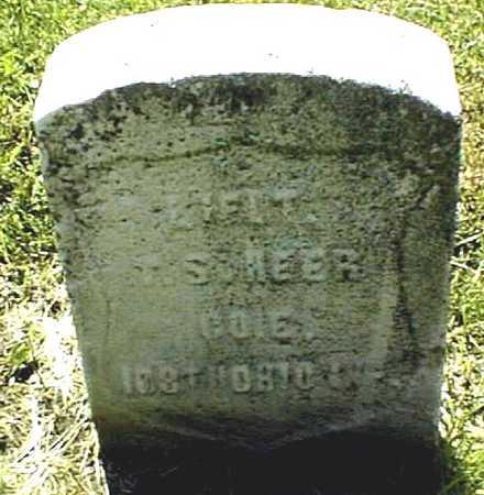 HEER, T.S. - Dubuque County, Iowa   T.S. HEER