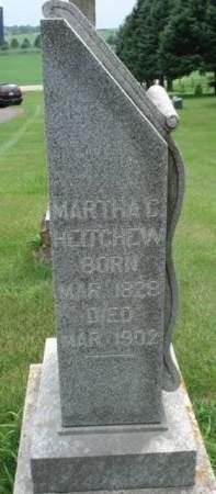 HEITCHEW, MARTHA C. - Dubuque County, Iowa | MARTHA C. HEITCHEW