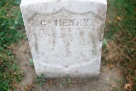 HENRY, G. - Dubuque County, Iowa | G. HENRY