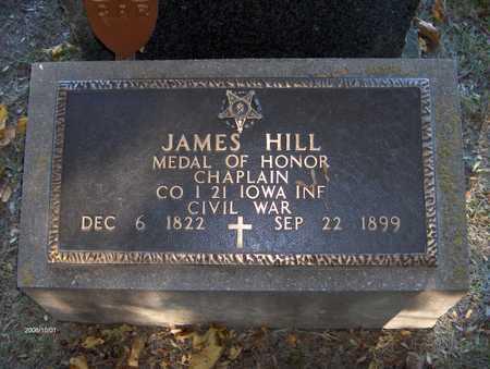 HILL, JAMES - Dubuque County, Iowa | JAMES HILL