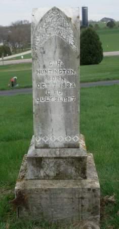 HUNTINGTON, G. H. - Dubuque County, Iowa | G. H. HUNTINGTON