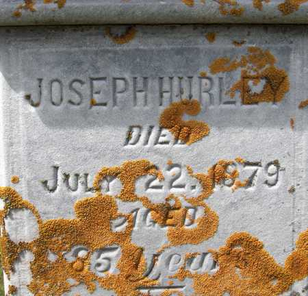 HURLEY, JOSEPH - Dubuque County, Iowa | JOSEPH HURLEY