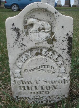 HUTTON, MARY ELLEN - Dubuque County, Iowa | MARY ELLEN HUTTON