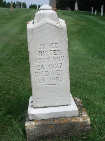 RITTER, JARED - Dubuque County, Iowa | JARED RITTER