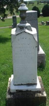 KINGSLEY, MARY M. - Dubuque County, Iowa | MARY M. KINGSLEY