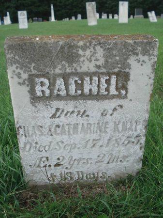 KNAPP, RACHEL - Dubuque County, Iowa | RACHEL KNAPP