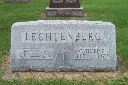 LECHTENBERG, CATHERINE - Dubuque County, Iowa | CATHERINE LECHTENBERG
