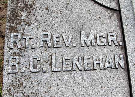 LENEHAN, REV. B.C. - Dubuque County, Iowa | REV. B.C. LENEHAN