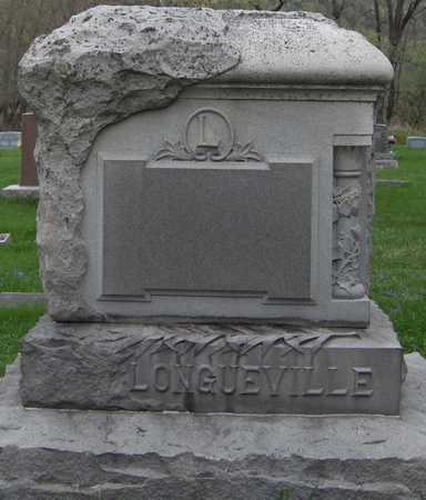 LONGUEVILLE, FAMILY MONUMENT - Dubuque County, Iowa | FAMILY MONUMENT LONGUEVILLE
