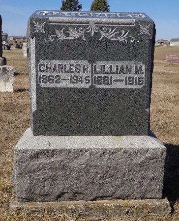 MACOMBER, LILLIAN M. - Dubuque County, Iowa | LILLIAN M. MACOMBER