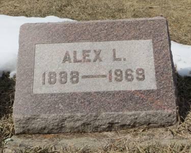 MARTENSEN, ALEX L. - Dubuque County, Iowa | ALEX L. MARTENSEN