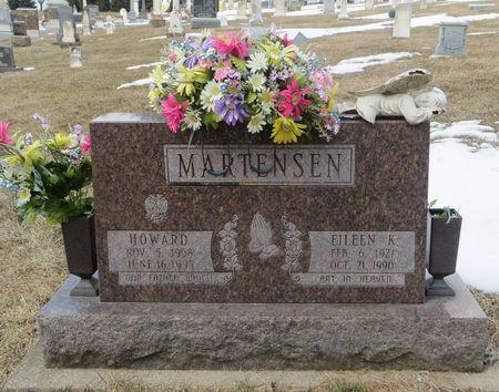 MARTENSEN, HOWARD - Dubuque County, Iowa | HOWARD MARTENSEN