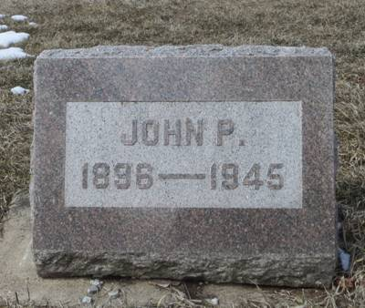 MARTENSEN, JOHN P. - Dubuque County, Iowa | JOHN P. MARTENSEN