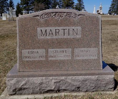 MARTIN, EDNA - Dubuque County, Iowa | EDNA MARTIN
