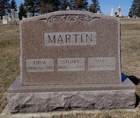 MARTIN, MARY - Dubuque County, Iowa | MARY MARTIN