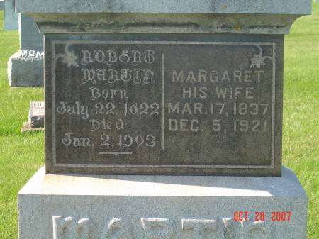 MARTIN, MARGARET - Dubuque County, Iowa | MARGARET MARTIN