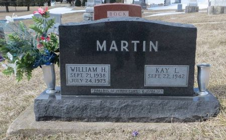 MARTIN, WILLIAM H. - Dubuque County, Iowa | WILLIAM H. MARTIN