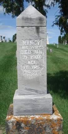 MCBRIDE, NANCY - Dubuque County, Iowa | NANCY MCBRIDE