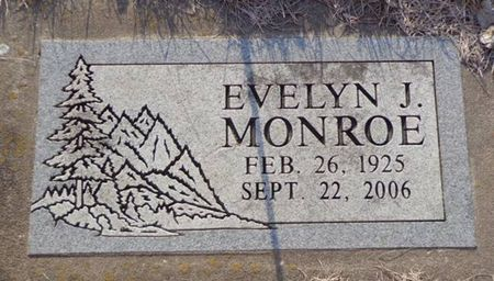 MONROE, EVELYN J. - Dubuque County, Iowa | EVELYN J. MONROE