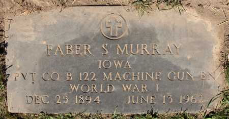 MURRAY, FABER S. - Dubuque County, Iowa | FABER S. MURRAY