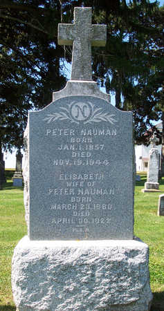 NAUMAN, PETER - Dubuque County, Iowa | PETER NAUMAN