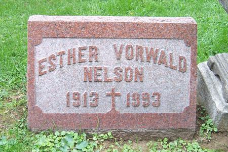 NELSON, ESTHER - Dubuque County, Iowa | ESTHER NELSON