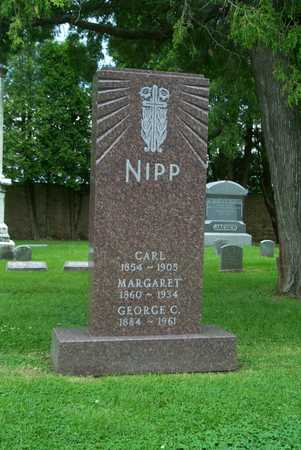 NIPP, GEORGE C. - Dubuque County, Iowa | GEORGE C. NIPP