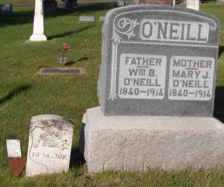 O'NEILL, WM. B. - Dubuque County, Iowa | WM. B. O'NEILL