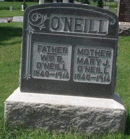 O'NEILL, WILLIAM B. - Dubuque County, Iowa | WILLIAM B. O'NEILL