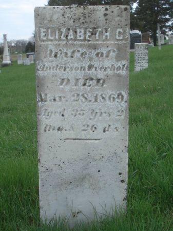 OVERHOLS, ELIZABETH G. - Dubuque County, Iowa | ELIZABETH G. OVERHOLS