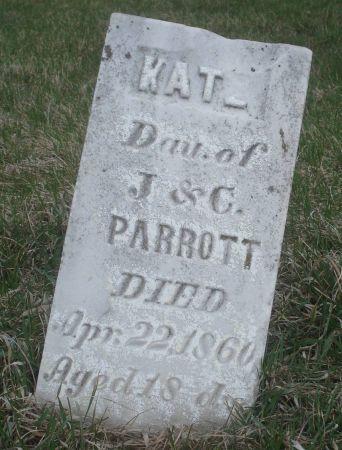 PARROTT, KATE - Dubuque County, Iowa | KATE PARROTT