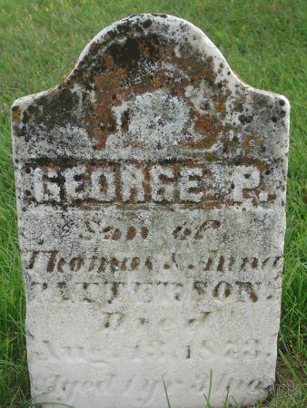 PATTERSON, GEORGE P. - Dubuque County, Iowa | GEORGE P. PATTERSON