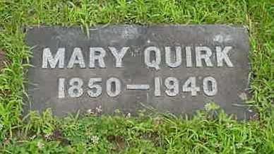 SEERY QUIRK, MARY T. - Dubuque County, Iowa | MARY T. SEERY QUIRK
