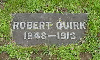 QUIRK, ROBERT - Dubuque County, Iowa | ROBERT QUIRK