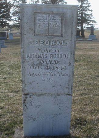 RUSSELL, DEBORAH - Dubuque County, Iowa | DEBORAH RUSSELL