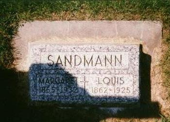 SANDMANN, MARGARET - Dubuque County, Iowa | MARGARET SANDMANN