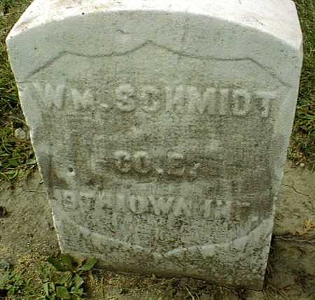 SCHMIDT, WILLIAM - Dubuque County, Iowa | WILLIAM SCHMIDT