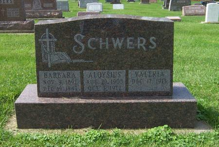 SCHWERS, BARBARA - Dubuque County, Iowa | BARBARA SCHWERS