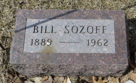 SOZOFF, BILL - Dubuque County, Iowa | BILL SOZOFF