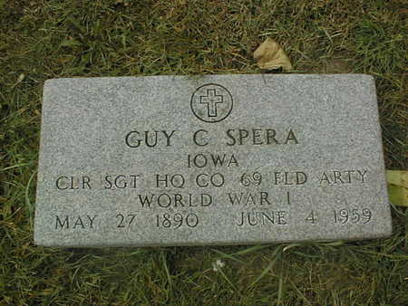 SPERA, GUY C. - Dubuque County, Iowa | GUY C. SPERA