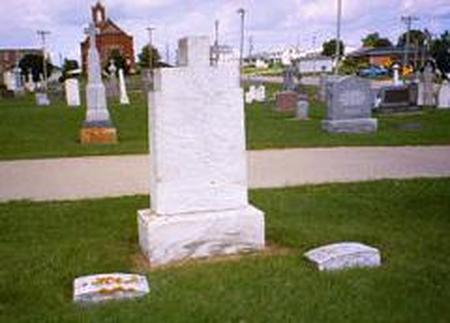 KLUESNER STEFFEN, ELIZABETH - Dubuque County, Iowa | ELIZABETH KLUESNER STEFFEN