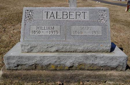 TALBERT, MARY - Dubuque County, Iowa | MARY TALBERT